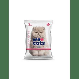 We Love Cats  Bentonita 3 kilos