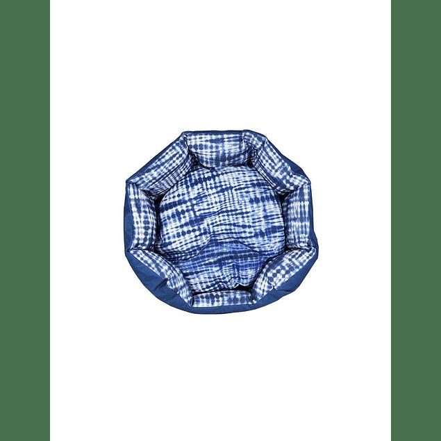 HEY! Cama diseño azul Moderno Small
