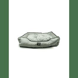 HEY! Cama Verde diseño Liso Claro Small
