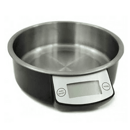 Speedypet Bowl con Balanza Digital