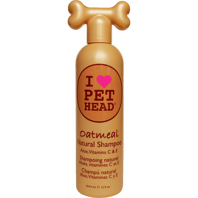 Pet Head Oatmeal Natural Shampoo