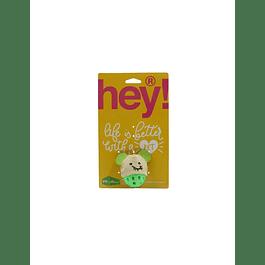 HEY! Ratón con Cascabel