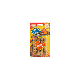 Nylabone Nubz Blister 4 Huesos Small Snack Sabor Pollo