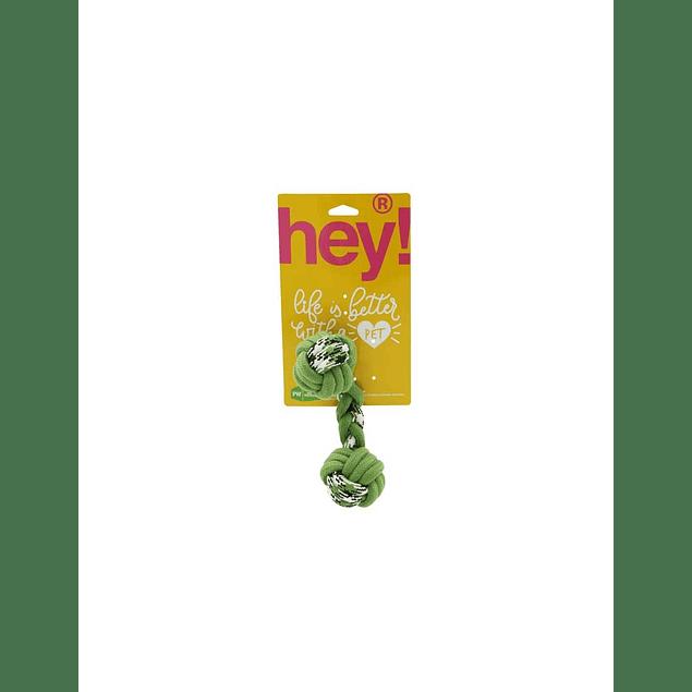 HEY! Mancuerna Verde 20x2,5 cms.