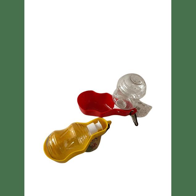 Bebedero Portátil 200 ML (Colores Surtidos)