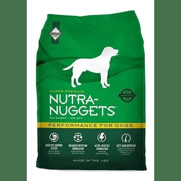 Nutra Nuggets Performance 15 kilos