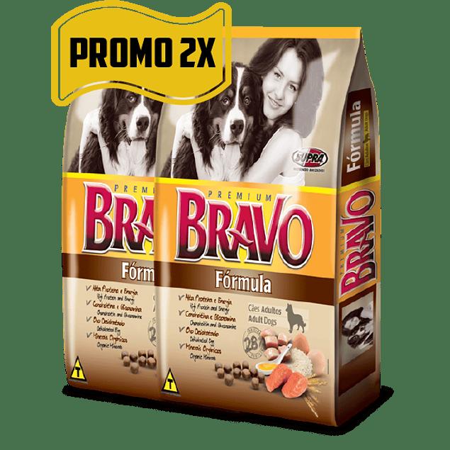 Bravo Formula 20 kilos Promo X2