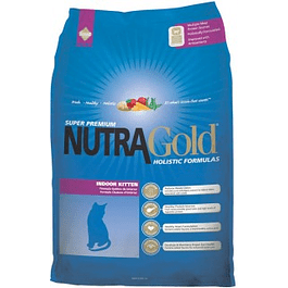 Nutragold  Indoor Kitten 3 kg. GATOLOVER 10% DCTO!!!