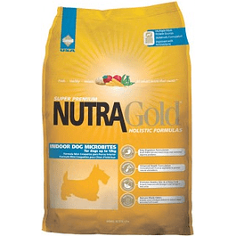 Nutragold  Indoor Microbites Adulto