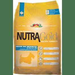 Nutragold  Indoor Microbites Adulto 7,5 kilos
