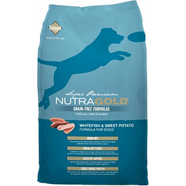 Nutragold Whitefish & Sweet Potato
