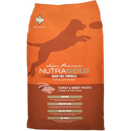 Nutragold  Turkey & Sweet Potato