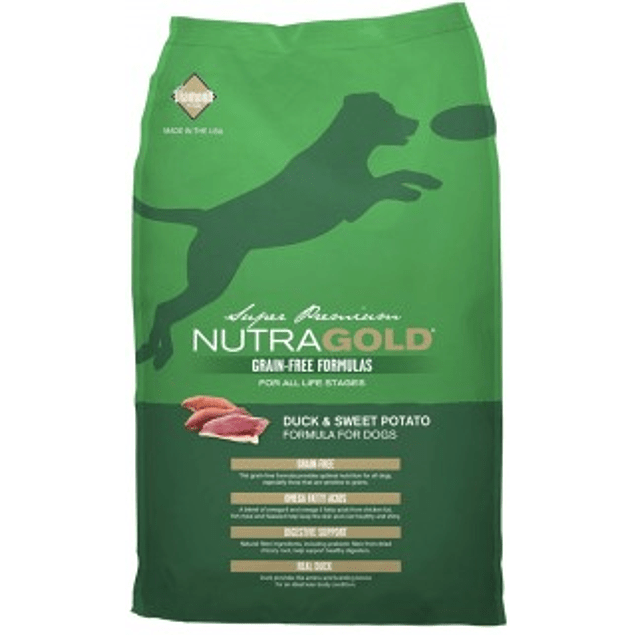 Nutragold  Duck & Sweet Potato