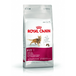 Royal Canin Fit Gatos adultos de interior y de exterior
