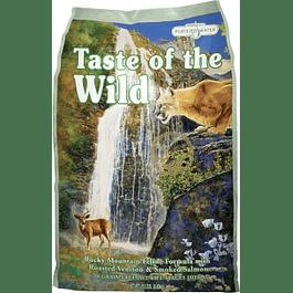 Taste of the Wild Rocky Mountain Gato