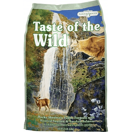 Taste of the Wild Rocky Mountain Gato 6,6 kilos