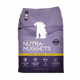 Nutra Nuggets Large Puppy 15 kilos