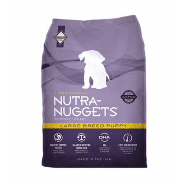 Nutra Nuggets Large Puppy