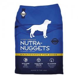 Nutra Nuggets Mantención