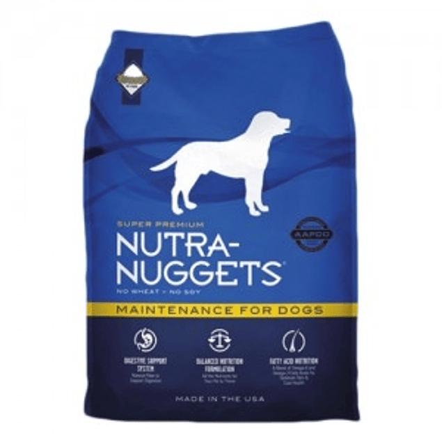 Nutra Nuggets Mantención 15 kilos
