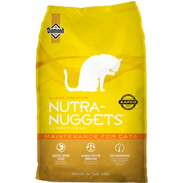 Nutra Nuggets Mantención (Gatos)