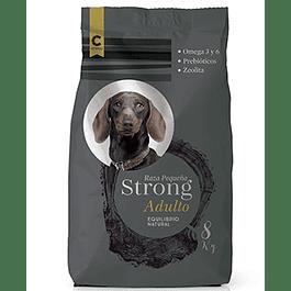 Strong Adulto Razas Pequeñas 8 kilos