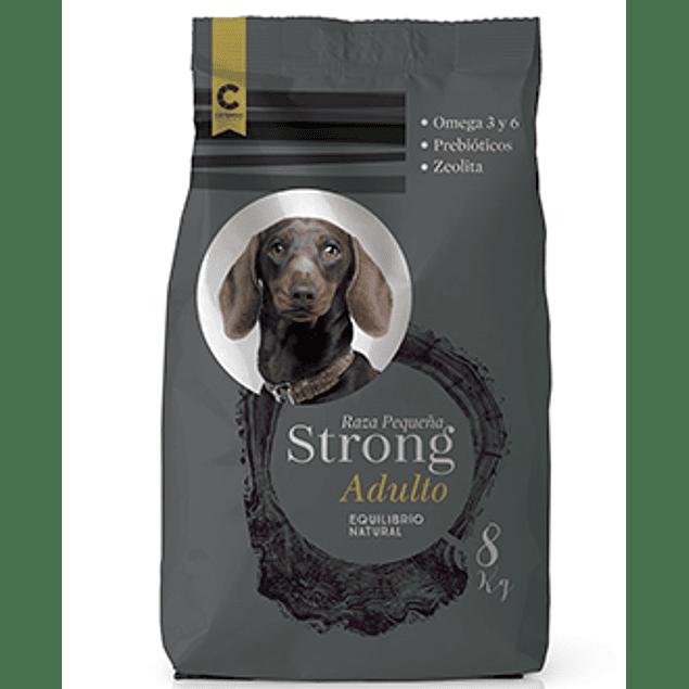 Strong Adulto Razas Pequeñas 8 kg.