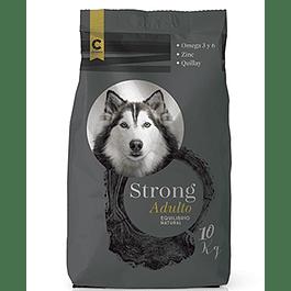 Strong Perros Adultos 10-18-25 kilos