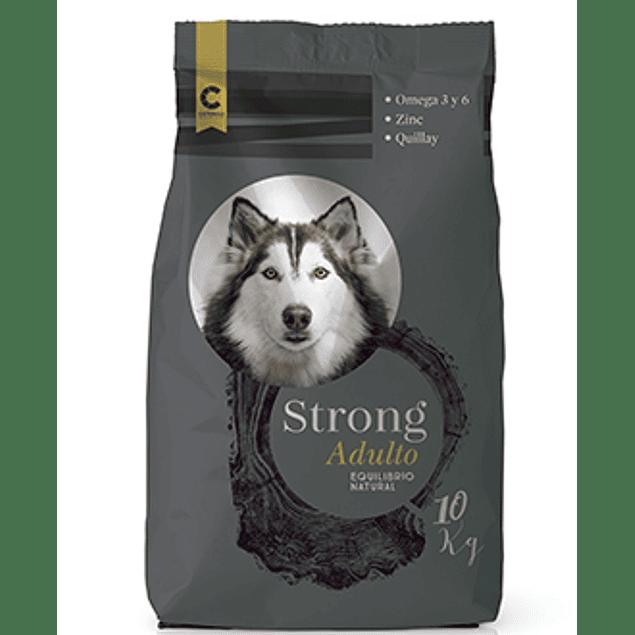 Strong Perros Adultos 10-18-25 kg.