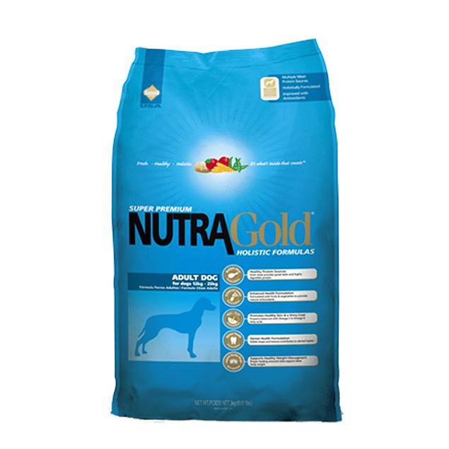 Nutragold Perro Adulto 15 kg.