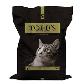 Todds Gato 9 kg. (3 x 3 kg.)