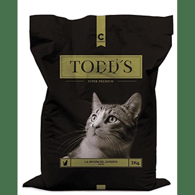 Todds Gato 9 kg. (3 x 3 kg.)