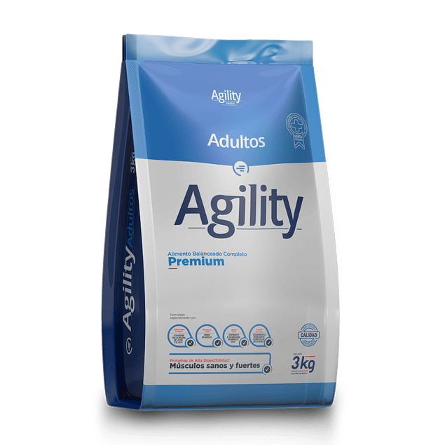 Agility Adulto 15k