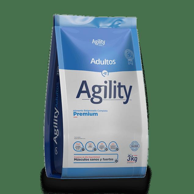 Agility Adulto 15 kilos