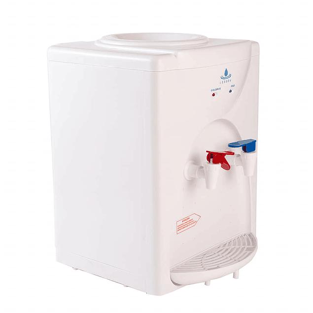 Dispensador Electro de sobremesa (Provee Agua Fría y Caliente)
