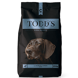 Todds Adulto 15 kg.