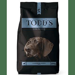 Todds Adulto 15 kilos (Precio Normal $33.500)
