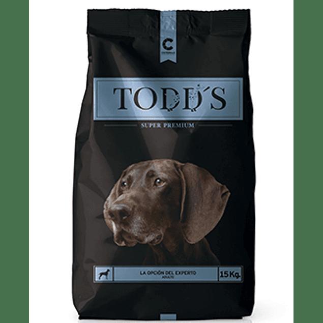 Todds Adulto 15 kg. (Precio Normal $33.500)