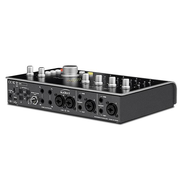 Audient ID44 USB Interfaz de Audio