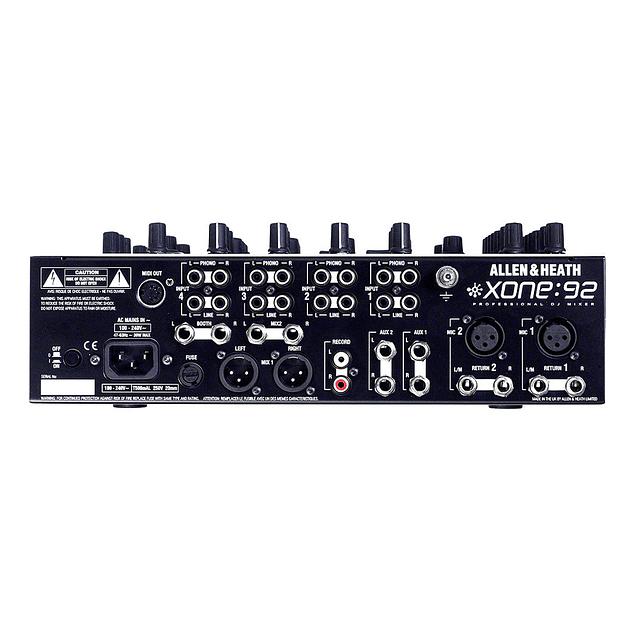 ALLEN & HEATH XONE 92 Mezcladora Para Dj