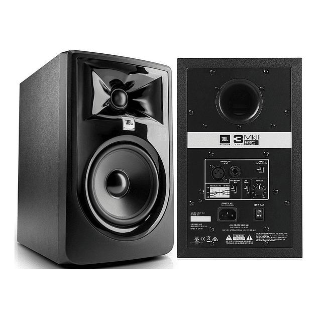 JBL 305P MKII Monitores De Estudio (El Par)