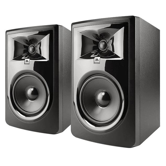JBL 306P MKII Monitores de Estudio  (Par)