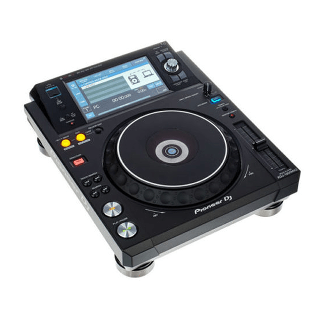 PIONEER XDJ 1000 MK2 Reproductor Para Dj (Unidad)