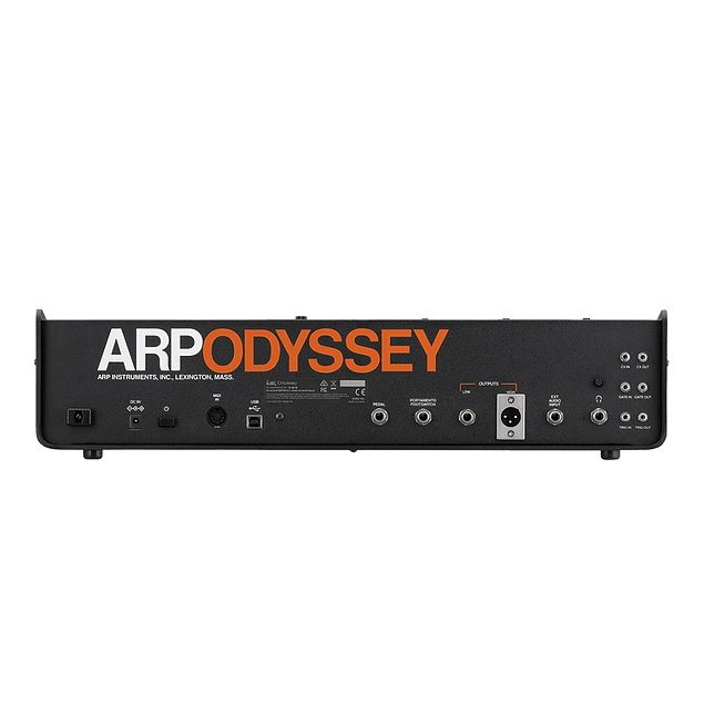 ARP ODYSSEY FSQ 37 Key Con Sq1 Sintetizador Analógico