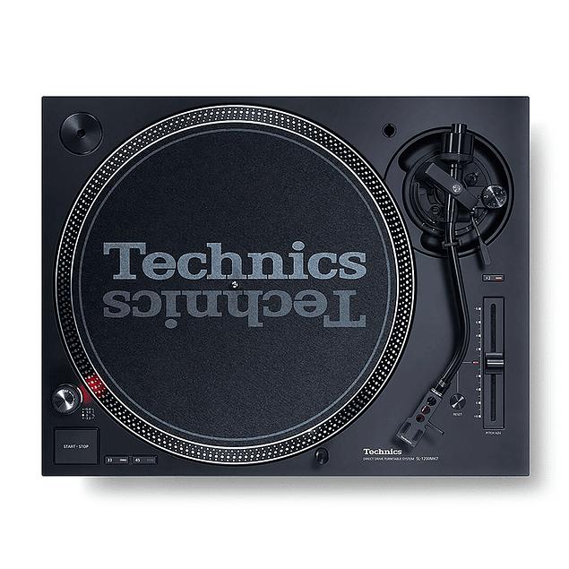 TECHNICS 1200 MK7 Tornamesa Para Dj