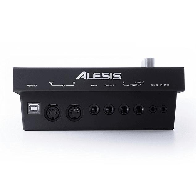 Batería eléctrica Alesis Command Mesh Kit De 8 Piezas