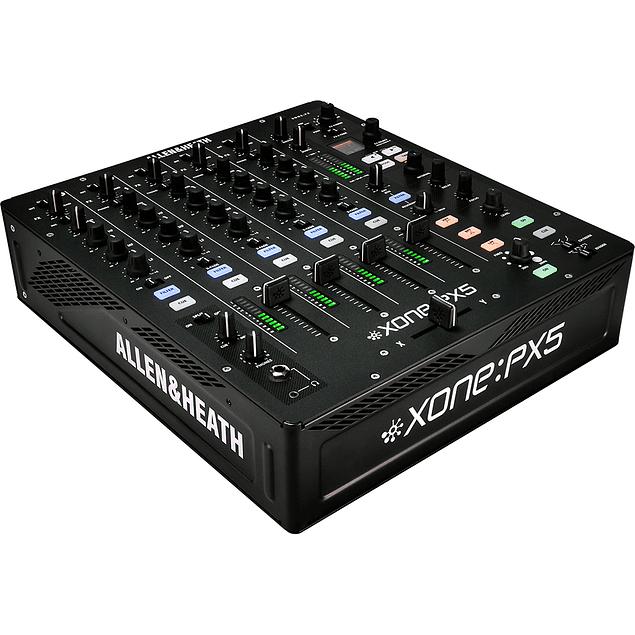 Allen & Heath PX5 Mezcladora para DJ