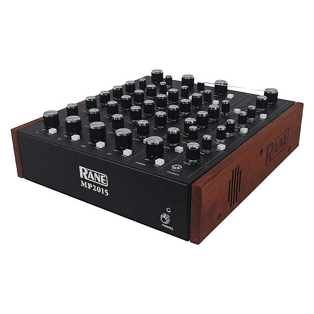 Rane MP2015 Mezcladora Para DJ