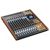 TASCAM MODEL 16 Consola Mezcladora Multicanal Para Grabación