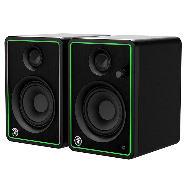 Mackie CR X4 Monitores de Audio (El Par)